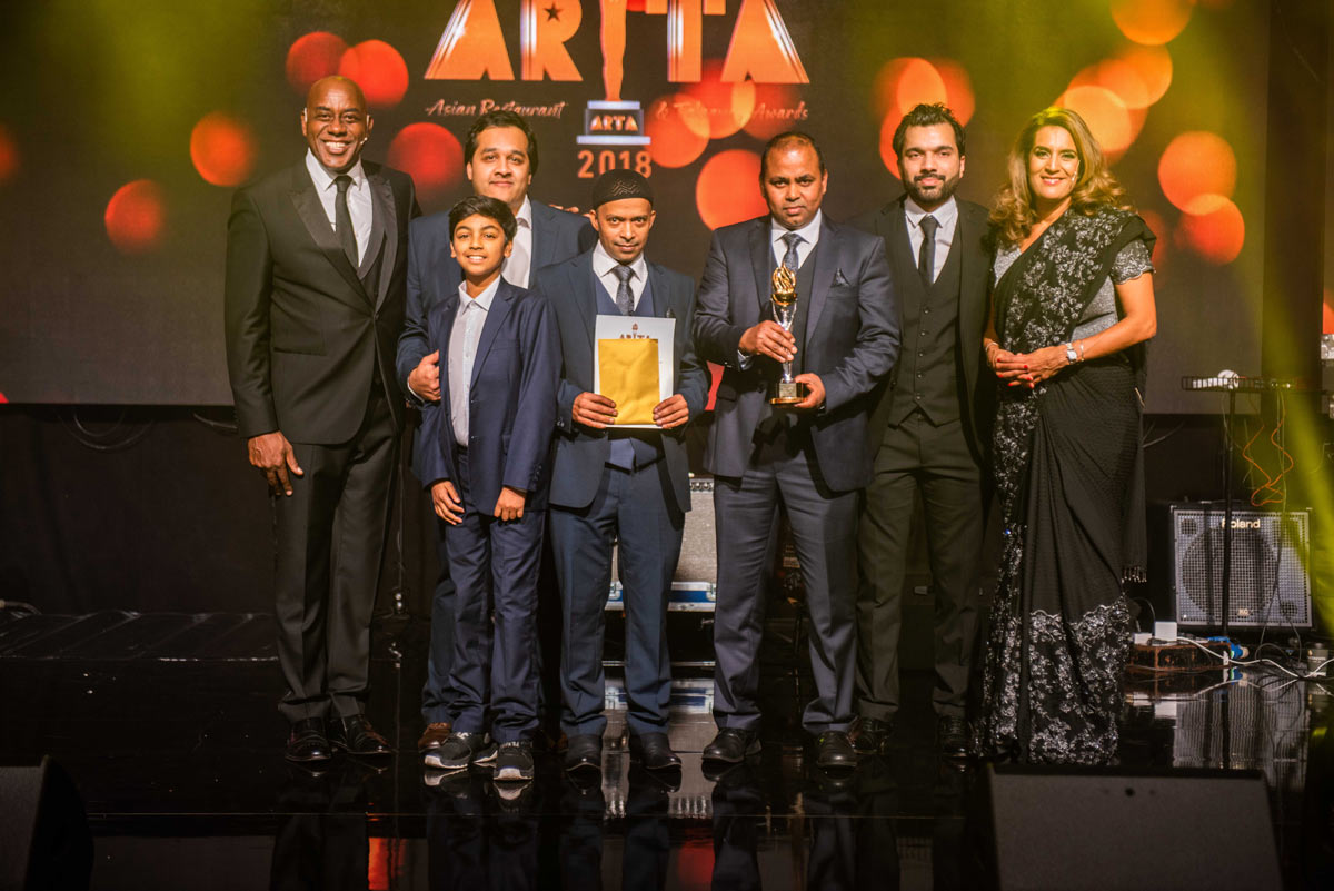 ARTA 2018 | Best Restaurant & Takeaway in Northern Ireland