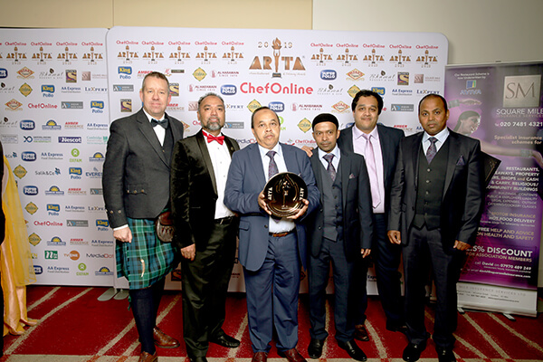 ARTA 2019 | Northern Ireland Region Best Restaurant of the Year